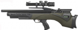 Daystate Pulsar Precharged PCP Air Rifle - Green Synthetic